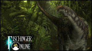 Dinosaurier im Dschungel Afrikas – noch heute? Der Mythos vom Mokele-Mbembe (Bild: Mystikum Magazin)