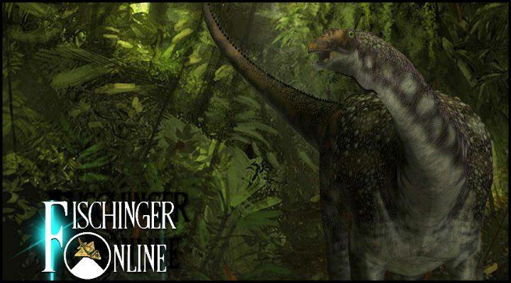 ARTIKEL: Dinosaurier im Dschungel Afrikas – noch heute? Der Mythos vom Mokele-Mbembe