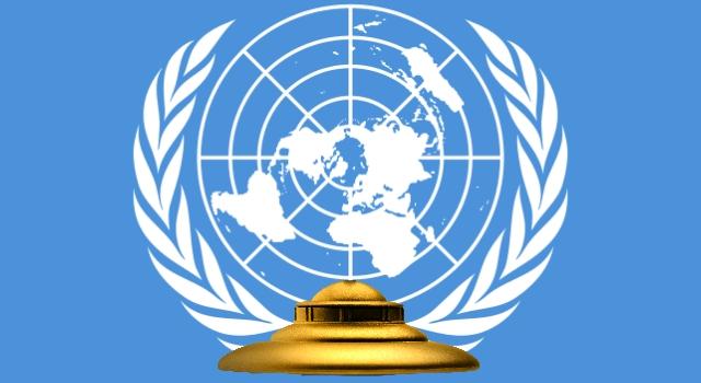 Die UN-Resulution zum Thema UFOs von 1978 - nimmt Deutschland sie sich zu Herzen? (Bilder: gemeinfrei / Fischinger-Online)