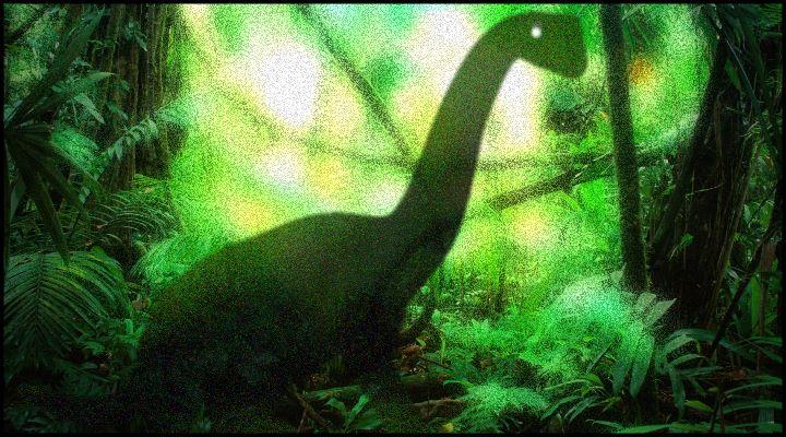 Neue Suchexpedition will LEBENE Dinosaurier in Zentralafrika finden