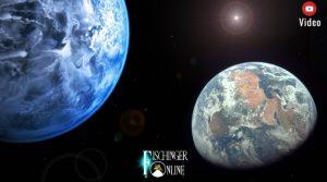 VIDEO: Wann kommt der Planet Nibiru zur Erde? Die Hintergründe des Mythos um Planet X (Bilder: NASA / Bearbeitung: Fischinger-Online)