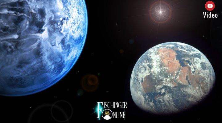 Wann kommt der Planet Nibiru zur Erde? Die Hintergründe des Mythos um Planet X (Bilder: NASA / Bearbeitung: Fischinger-Online)