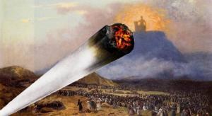 Waren Moses und die Israeliten alles Kiffer beim Exodus? (Bild: puplic domain / L. A. Fischinger