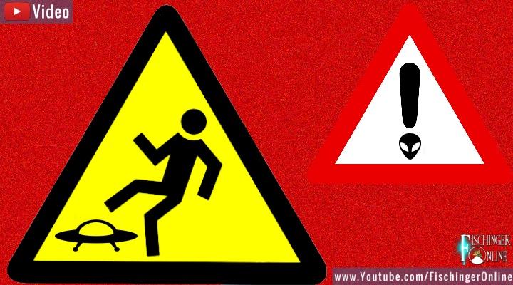 VIDEO: VORSICHT vor falschen Sensationen der Grenzwissenschaft (und warum ich in Wahrheit ein Alien bin)! (Bilder: gemeinfrei / Montage/Bearbeitung: Fischinger-Online)