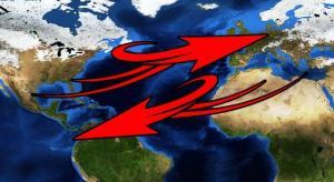 Gab es Seefahrt über die Ozeane schon vor Jahrtausenden? (Bild: L. A. Fischinger / Reto Stöckli, NASA Earth Observatory)