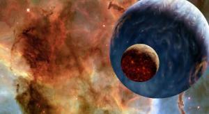 """Einige Menschen haben Angst vor dem Planeten """"Nibiru"""" (Bild: NASA/DLR/JPL / Bearbeitung: L. A. Fischinger)"""