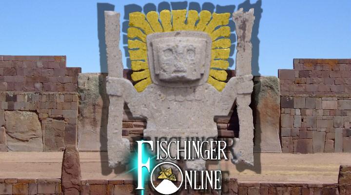 """Die Serie """"Ancient Aliens"""" ist ein Quotenhit. Aber zurecht? (Bilder: gemeinfrei / Montage: Fischinger-Online)"""