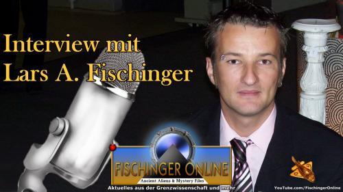 Podcast-Interview mit Lars A. Fischinger zu den Mysterien der Menschheit, Mai 2013 (Bild: gemeinfrei / A. Reher)