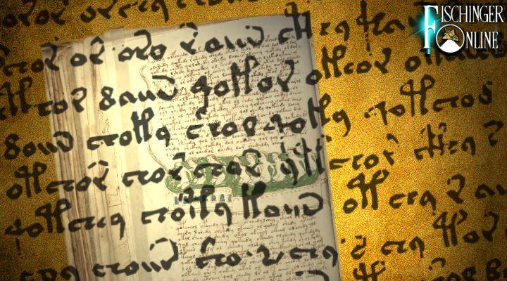 Das Voynich-Manuskript: Physiker vermuten in einer Studie eine geheime und sinnvolle Botschaft (Bilder: gemeinfrei / Montage: Fischinger-Online)