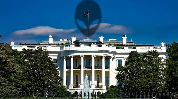 """Jaden Smith: """"Ich sprach mit Präsident Obama im Weißen Haus über Außerirdische!"""" - Was steckt dahinter? (Bilder: PixaBay/gemeinfrei / Bearbeitung: Fischinger-Online)"""