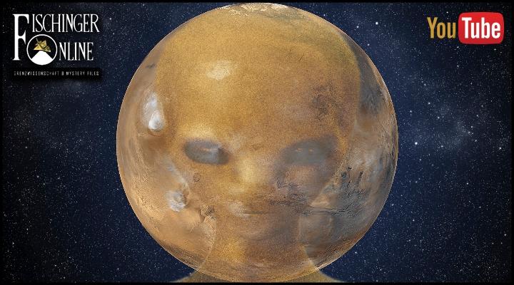 Hat der NASA-Mars-Rover Curiosity 2012 sechs Alien-Leichen auf dem Mars gefunden? (Bilder: NASA / gemeinfrei / Montage: L. A. Fischinger)