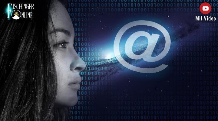 E-Mail der Götter? Wo ist die Botschaft der Außerirdischen? (Bilder: NASA / gemeinfrei / Montage: Fischinger-Online)