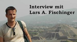 Lars A. Fischinger im Interview (Bild: L. A. Fischinger)