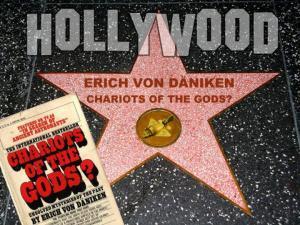 Kommen bald die Ideen von Erich von Däniken in die Kinos? Kinokracher? (Bild: L. A. Fischinger / E. v. Däniken)