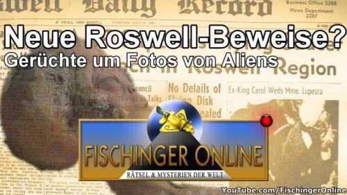 Fotos einer Alien-Leiche von Roswell 1947 aufgetaucht? (Bild: L. A: Fischinger / DEGUFO)