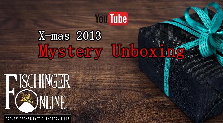X-mas 2013 Mystery Unboxing: Von der Bundeslade bis zum UFO-Antrieb (Bild: gemeinfrei)
