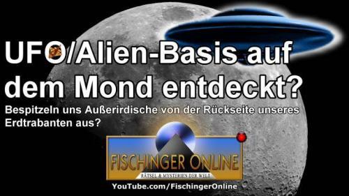 Alien-Basis und UFOs auf dem Mond entdeckt? (Bild: NASA/JPL / L. A. Fischinger)