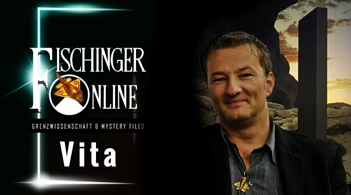 Autoren Vita von Lars A. Fischinger