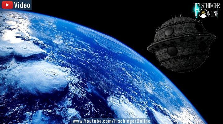 """VIDEO & ARTIKEL: Der """"Black Knight Satellit"""": Umkreis die Erde seit Jahrtausenden ein Beweis für die Astronauten der Antike? (Bilder: Pixabay/gemeinfrei / Bearbeitung/Montage: Fischinger-Online)"""