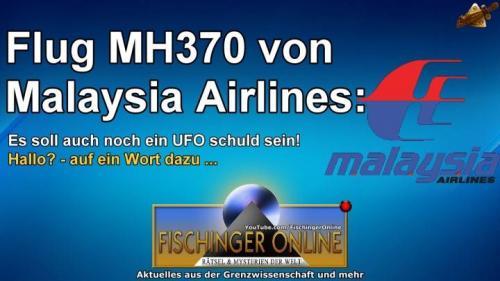 Was geschah mit Flug MH370 von Malaysia Airlines? (Bild: Malaysia Airlines / L.A. Fischinger)