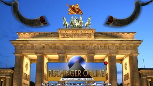 """Rätselhafter """"Knall"""" nachts über Berlin - doch weltweit existieren Berichte von unerklärlichen Geräuschen am Himmel (Bild: WikiCommons / L. A. Fischinger"""