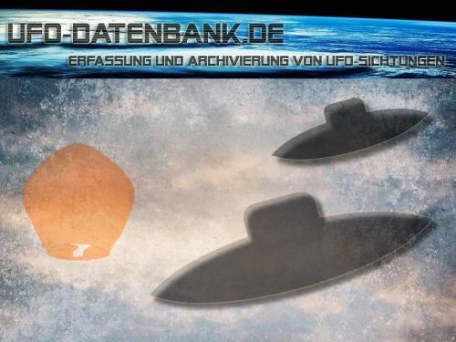 """Warten auf ein """"best UFO"""" (Bild: UFO-Datenbank.de / L.A. Fischinger)"""