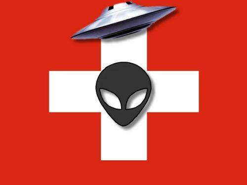 Die Außerirdischen sind in der Schweiz willkommen (Bild: WikiCommons / L.A. Fischinger)