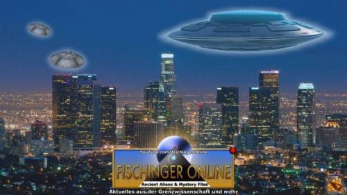 Wurde eine gewaltige UFO-Basis auf dem Meeresbodengefunden? (Bild: L. A. Fischinger / WikiCommons)