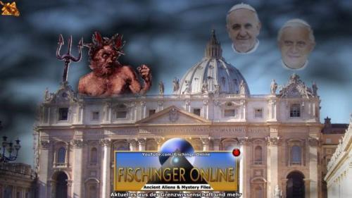 Dunkle Wolken über dem Vatikan: Von Gott Verlassen? (Bild: WikiCommons / L. A. Fischinger / S. Ampssler)