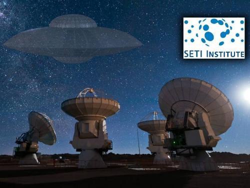 Ist die Menschheit bereit für den Kontakt mit Außerirdischen? (Bild: WikiCommons, L.A. Fischinger)