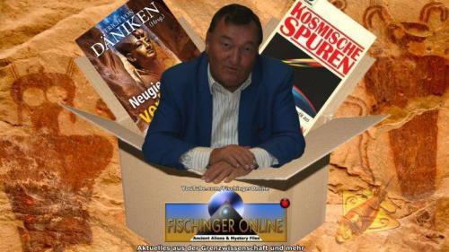 Erich von Däniken hat ein neues Buch herausgegeben (Bild: L. A. Fischinger / EvD)