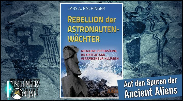 "VIDEO: Neues Ancient Aliens Buch: ""Rebellion der Astronautenwaechter"""