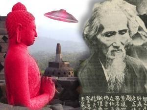 UFO-Sichtung 1884? Ein buddistischer Meister sah vor 130 Jahren unbekannte Himmelserscheinungen – doch dabei blieb es nicht (Bild: L. A. Fischinger /WikiCommons)