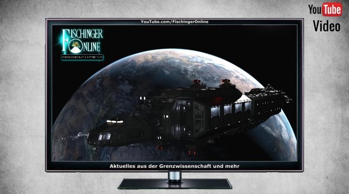Die Außerirdischen kommen! ... Zumindest alltäglich am Fernsehen (Bild: WikiCommons / gemeinfrei/Pixabay / L. A. Fischinger)