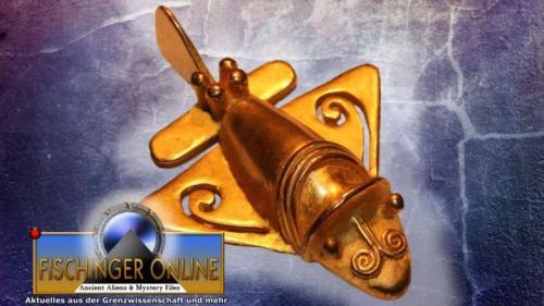 Ancient Aliens und Mystery Files bei YouTube: Bücher Verlosung zur Grenzwissenschaft (Bild: L. A. Fischinger)