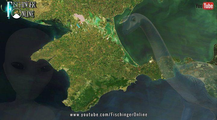 VIDEO: Putin, die Ukraine & die Krim-Krise: sind Alien-Artefakte und Pyramiden aus der Saurierzeit der Grund für die Kämpfe?