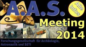 Ende Oktober: Das Meeting der A.A.S. in Bremen (Bild: A.A.S. / Bearbeitung L. A. Fischinger)