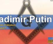 Wladimir Putin soll Freimaurer sein (Bild: L. A. Fischinger)