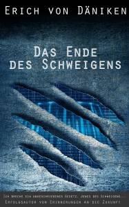"""""""Das Ende des Schweigens"""" - das erste eBook von Erich von Däniken (Bild: E. v. Däniken / Lange Communications Pte Ltd, Singapur)"""