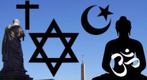 Sind die Weltreligionen auf Außerirdische vorbereitet? (Bild: L. A. Fischinger)