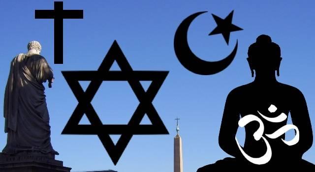 ARTIKEL: Die Ankunft der Aliens und der Götterschock: Sind die Weltreligionen auf Außerirdische vorbereitet? Oder die Menschheit selber? (Bild: L. A. Fischinger)