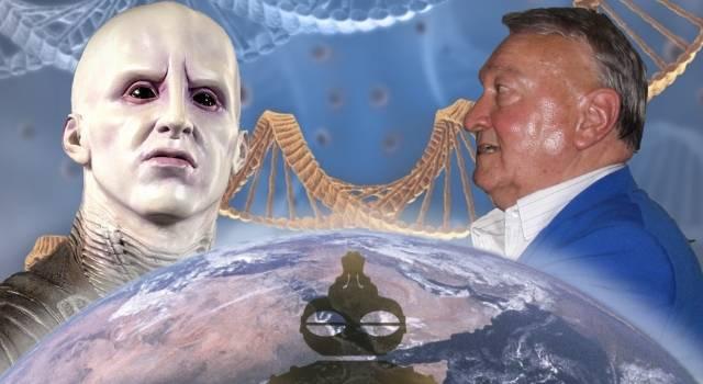 """Außerirdische Schöpfer, """"Prometheus 2"""" und Erich von Däniken: bald wieder im Kino (Bild: WikiCommons / L. A. Fischinger / NASA/JPL / R. Scott)"""
