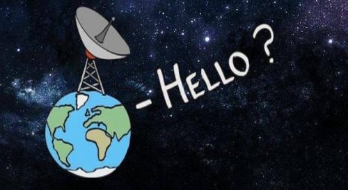 Wo sind die Außerirdischen- denn wahrscheinlich gibt sie? (Bild: NASA/JPL / New Scientist/YouTube)