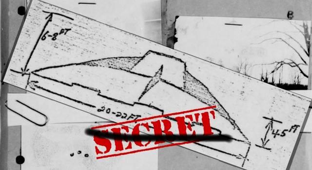 """UFO-Akten: Nun sind alle 129.491 Seiten des UFO-Forschungsprojekt """"Blue Book"""" der US-Air Force online (Bild: gemeinfrei / Collage L.A. Fischinger)"""