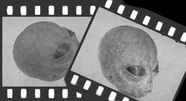 """Zwei """"echte Roswell-Alien-Fotos"""" sollen am 5. Mai veröffentlicht werden (Bild: L.A. Fischinger)"""