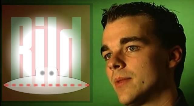 """UFO-Jäger John Greenwald im Interview mit der """"BILD"""" (Bild: Public domain / YouTube-Sceenshot / L.A. Fischinger)"""
