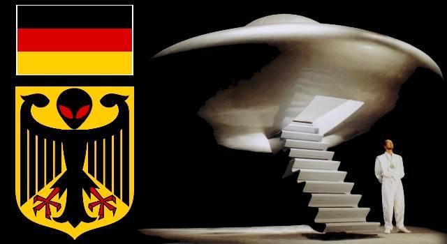 """UFO-Sekte """"RAEL-Bewegung will die deutsche Regierung um Platz für ein Botschaftsgebäude für Aliens bitten"""