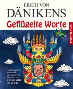 """Cover: """"Dänikens geflügelte Worte"""" (Bild: R. Habeck / Kopp Verlag)"""