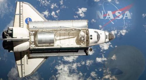 Ex-NASA-Mitarbeiter behauptet dass er einen Alien 1991 in einem Space Shuttle sah (Bild: NASA / gemeinfrei / L.A. Fischinger)