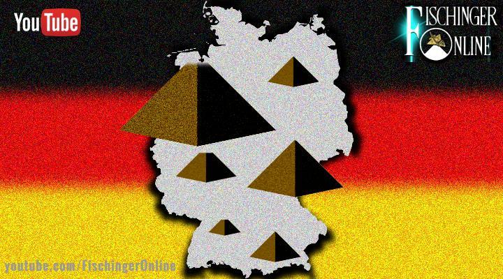 VIDEO: Pyramiden in Deutschland: Übersehen wir sensationelle Entdeckungen in unserem Land? (Bilder: gemeinfrei / Montage: Fischinger-Online)